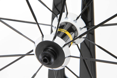2017 Mavic Ksyrium Elite WTS Road Wheel Set - My Bike Shop  - 17