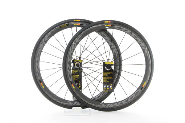 2017 Mavic Cosmic Pro Carbon SL C Wheel Set - My Bike Shop  - 1