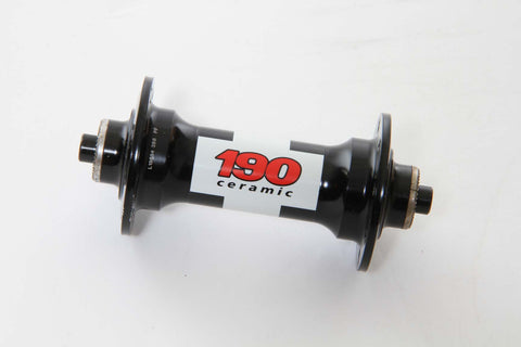 DT Swiss 190 Ceramic Front Hub - 105g 16 Hole - My Bike Shop  - 2