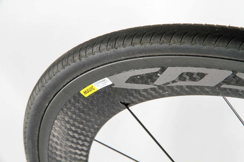 2017 Mavic Cosmic Pro Carbon Exalith WTS Demo Wheel Set