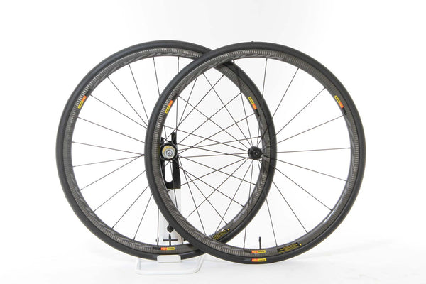 2017 Mavic Ksyrium Pro Carbon SL C WTS Road Wheel Set - My Bike Shop  - 1