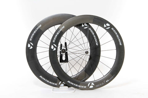 Bontrager Aeolus D3 7/9 Tubular Wheel Set - 11-Speed- FREE TUBULAR TIRES! - My Bike Shop  - 1