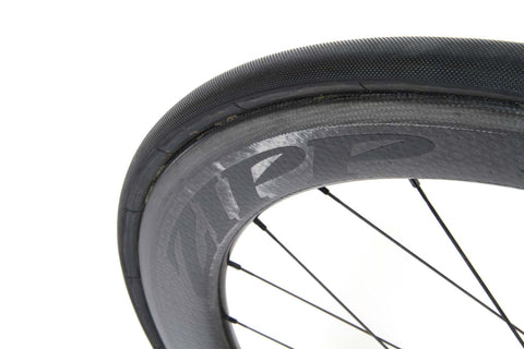 2015 Zipp 404 Firecrest Tubular Wheel Set w/ Tires - Full Warranty - My Bike Shop  - 5