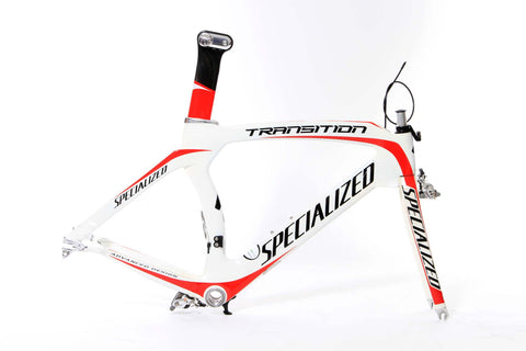2009 Specialized Transition Expert Frame Set - 54cm - My Bike Shop  - 1