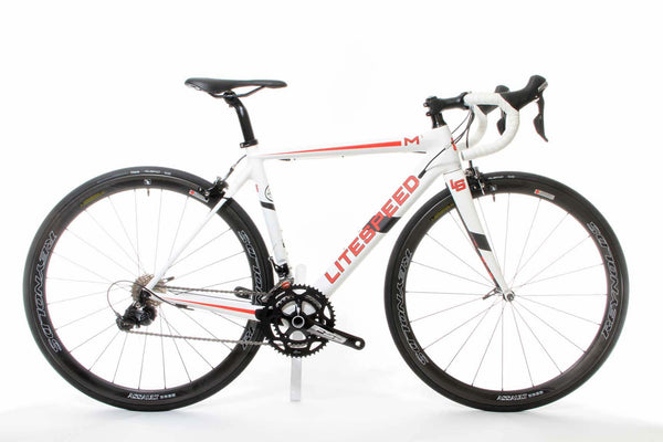 2015 Litespeed M1 105 Race w/ Reynolds Assault SLG Carbon Clinchers - Full Warranty - My Bike Shop  - 1