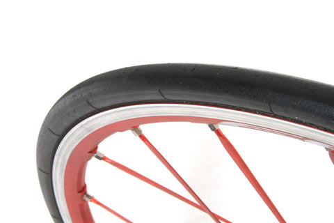 2012 Fulcrum Racing Zero HG Tubular Wheel Set - Upgraded SRAM/Shimano 10/11-Speed - My Bike Shop  - 4