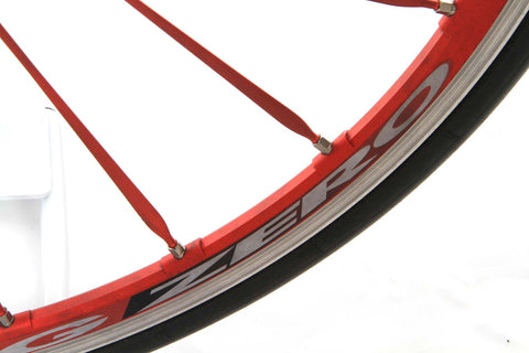 2012 Fulcrum Racing Zero HG Tubular Wheel Set - Upgraded SRAM/Shimano 10/11-Speed - My Bike Shop  - 7