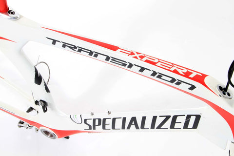 2009 Specialized Transition Expert Frame Set - 54cm - My Bike Shop  - 11
