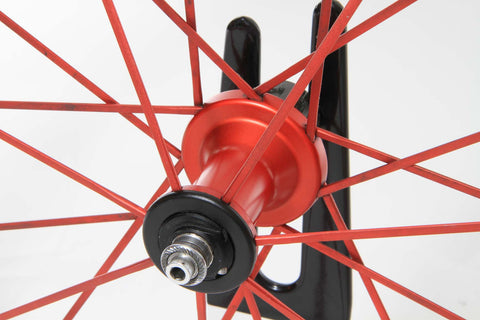 2012 Fulcrum Racing Zero HG Tubular Wheel Set - Upgraded SRAM/Shimano 10/11-Speed - My Bike Shop  - 8