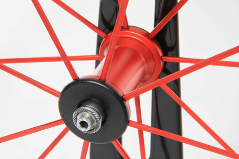 2012 Fulcrum Racing Zero HG Tubular Wheel Set - Upgraded SRAM/Shimano 10/11-Speed - My Bike Shop  - 10