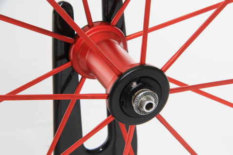 2012 Fulcrum Racing Zero HG Tubular Wheel Set - Upgraded SRAM/Shimano 10/11-Speed - My Bike Shop  - 11