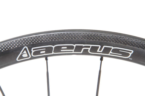 2016 Aerus Quantum SL-35 Carbon Clincher Wheel Set - New - Full Warranty - FREE TIRES AND TUBES! - My Bike Shop  - 5