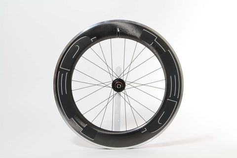 2016 HED Jet 9 Plus Rear Wheel - New - Full Warranty - My Bike Shop  - 1