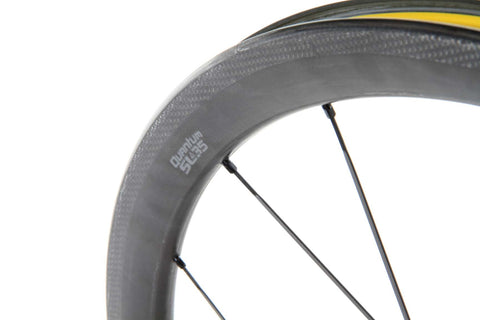 2016 Aerus Quantum SL-35 Carbon Clincher Wheel Set - New - Full Warranty - FREE TIRES AND TUBES! - My Bike Shop  - 10