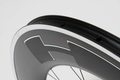 2016 HED Jet 9 Plus Rear Wheel - New - Full Warranty - My Bike Shop  - 6