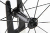 2017 Vision Metron 55 SL Carbon Clincher Wheel Set - New - Full Warranty