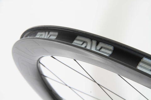 New 2016 ENVE SES 3.4 Disc Carbon Clincher Wheel Set (Custom) - Campy 10/11 - Full Warranty - FREE TIRES AND TUBES! - My Bike Shop  - 4