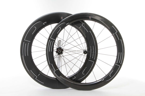 2016 HED Stinger 6/9 Tubular Wheel Set - New - Full Warranty - My Bike Shop  - 1