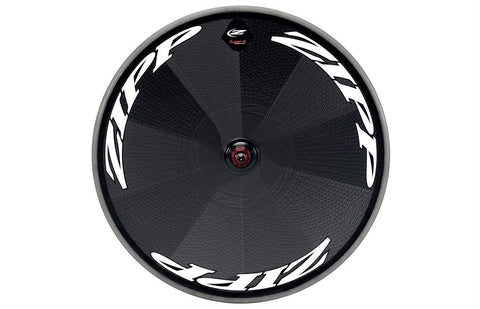 2017 Zipp Super 9 Disc Wheel - Clincher - Pre Owned