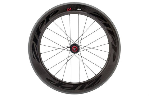 2015 Zipp 808 Firecrest Wheel Set - Black Decals - My Bike Shop  - 3