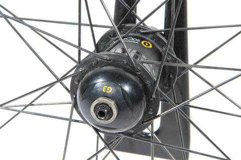 CycleOps PowerTap G3 Road Clincher Wheel Set - 11-Speed