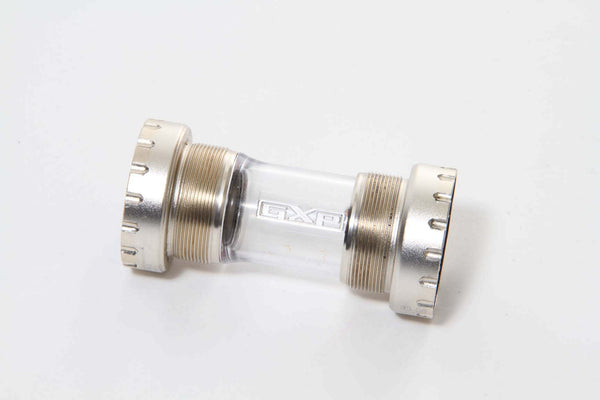 SRAM GXP Team Bottom Bracket Italian 70mm Clear/Silver - My Bike Shop