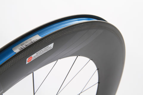 2017 Reynolds Aero 80 Carbon Clincher Wheel Set - Discounts Available!