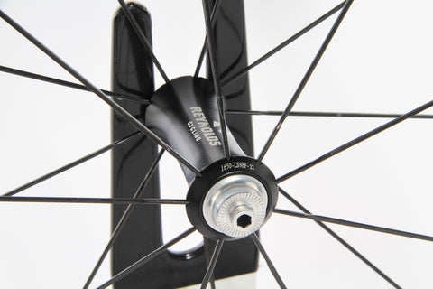 2018 Reynolds Aero 80 Carbon Clincher Wheel Set - New - Discounts Available!