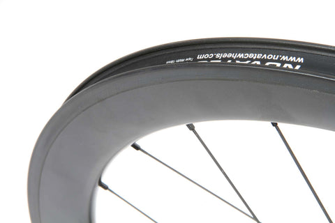 2017 Novatec R5 Carbon Clincher Wheel Set - New - Full Warranty