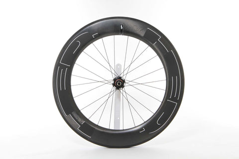 2016 HED Jet Black 9 Rear Wheel - New - Full Warranty - My Bike Shop  - 1