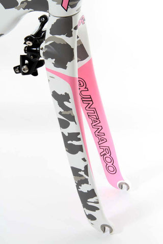 2014 Quintana Roo CD0.1 Camo Womens Frame Set - Medium/52cm - Full Warranty - My Bike Shop