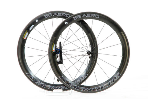 2016 Reynolds 58 Aero Demo Wheelset - Full Warranty