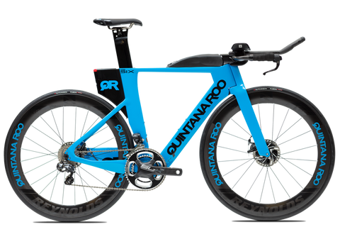 2018 Quintana Roo PRsix Disc Electric Blue - New - Full Warranty - Incentives Available!