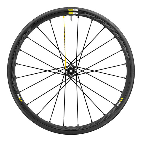 2017 Mavic Ksyrium Pro Disc CL WTS Wheel Set - My Bike Shop  - 1
