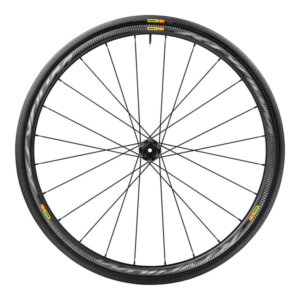 2017 Mavic Ksyrium Pro Carbon SL Disc CL WTS Wheel Set - My Bike Shop  - 1