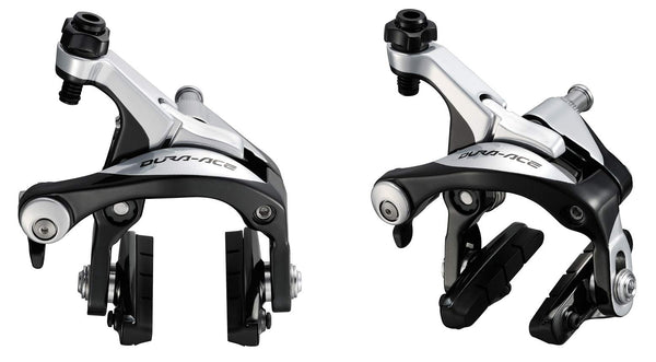 Shimano Dura-Ace 9000 Road Brake Caliper Set (open-box)