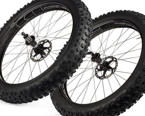 HED Big Aluminum Deal (B.A.D.) Wheel Set - SAVE 20% NOW!