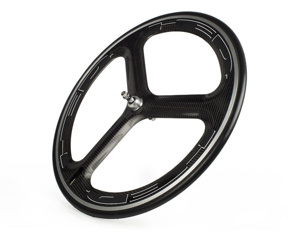 2017 HED H3 Track Tubular Front Wheel - New - Full Warranty - SAVE 25% TODAY!