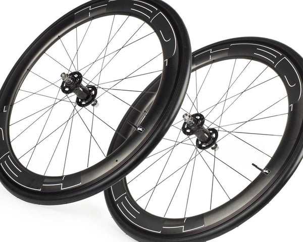 HED Jet 6 Plus Track Wheel Set - SAVE 30% NOW!