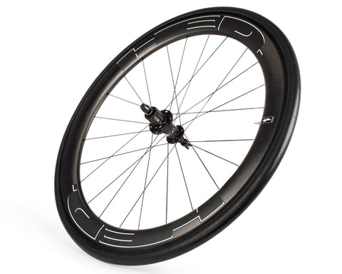 HED Jet 4/6 Plus Black Edition Wheel Set - SAVE 30% NOW!