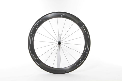 2016 HED Jet 6 Black Front Wheel  - New - Full Warranty - My Bike Shop  - 1