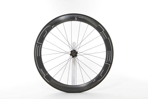 2016 HED Jet 6 Black Rear Wheel  - New - Full Warranty - My Bike Shop  - 1