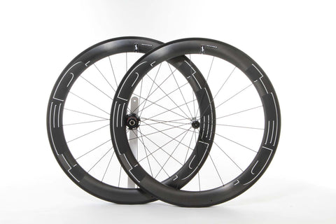 2016 HED Jet 6 Black Wheel Set - New - Full Warranty - My Bike Shop  - 1