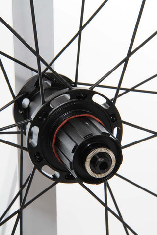 2016 HED Jet 6 Black Wheel Set - New - Full Warranty - My Bike Shop  - 4