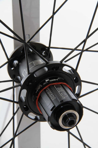 2017 HED Ardennes Black Wheel Set - New - Full Warranty - My Bike Shop  - 4