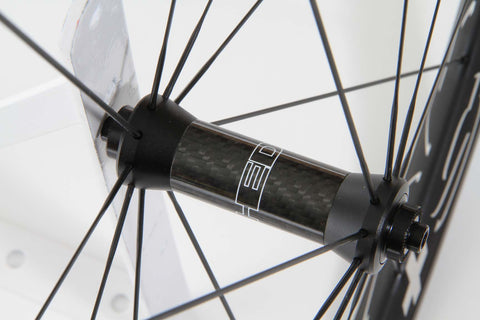 2017 HED Ardennes Black Wheel Set - New - Full Warranty - My Bike Shop  - 9