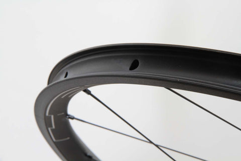 2017 HED Ardennes Black Wheel Set - New - Full Warranty - My Bike Shop  - 11