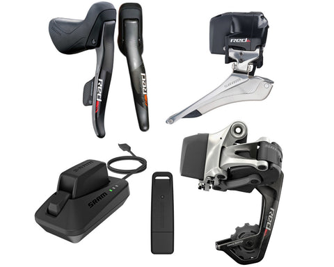 SRAM Red eTap Electric Road WiFli Kit - Open Box/Take-Off Set