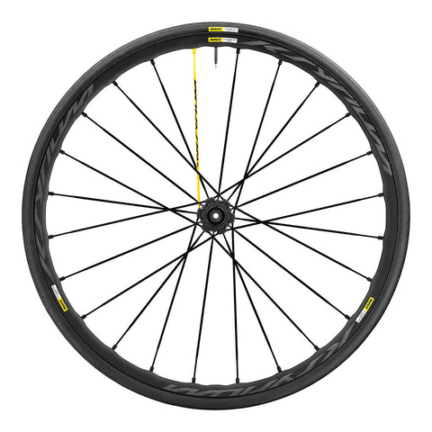 2017 Mavic Ksyrium Pro Disc CL WTS Wheel Set - My Bike Shop  - 2