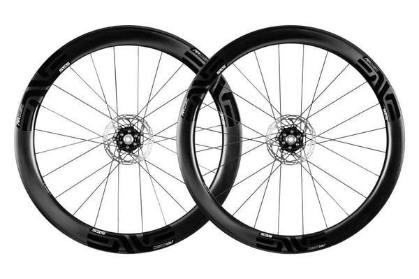2017 ENVE SES 4.5 AR Disc Carbon Clincher Road Wheelset - Campy w/DT240 Hub - FREE TIRES AND TUBES! - My Bike Shop  - 1